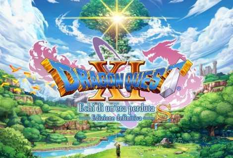Dragon Quest 11 S: disponibile la demo su PC, Xbox One e PS4