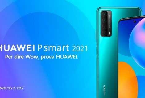 Huawei: diventa un recensore ufficiale con Try & Stay