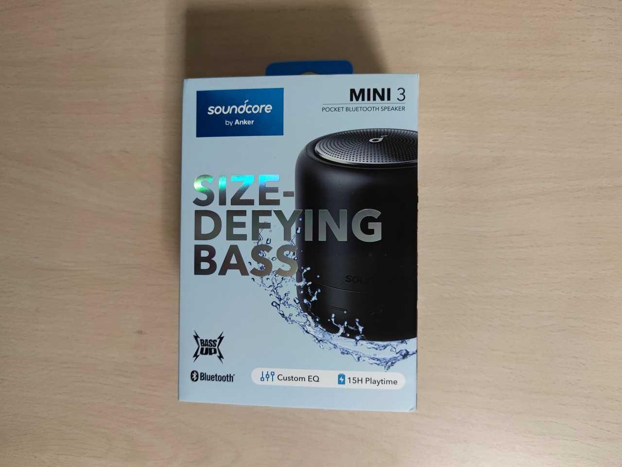 Recensione Soundcore Mini 3: potenza e qualità a portata di mano