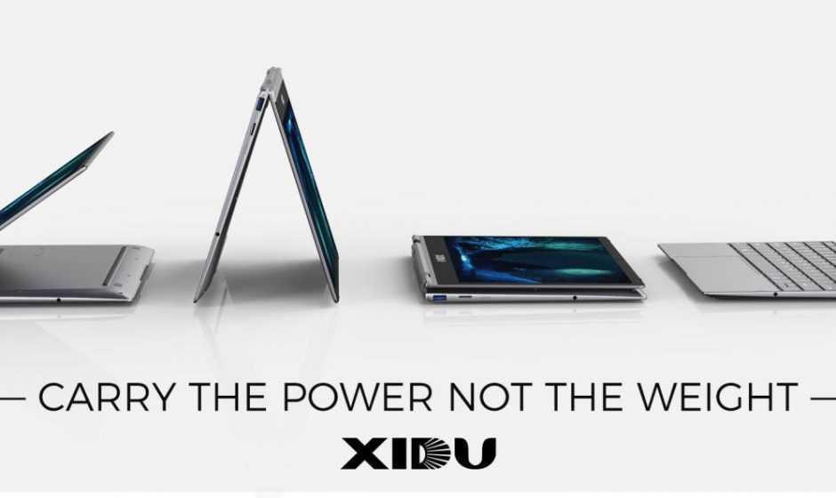 XIDU PhilBook Y13: un laptop potente, dal peso ridotto