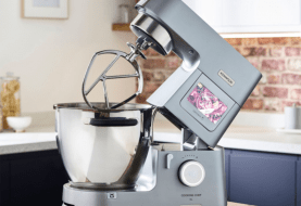 Kenwood Cooking Chef XL e Titanium Chef Patissier XL, le impastatrici del futuro