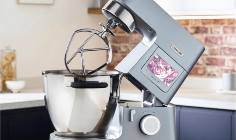 Kenwood Cooking Chef XL e Titanium Chef Patissier XL, le impastatrici del futuro