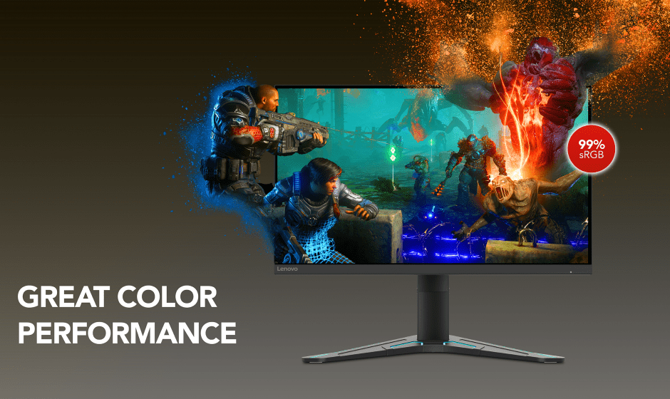 Lenovo: in arrivo due monitor IPS da gaming