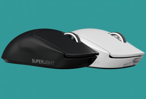 Logitech G PRO X Superlight: il mouse wireless per gli esport