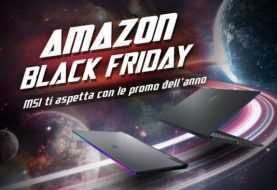 MSI: ecco le offerte per l'Amazon Black Friday 2020