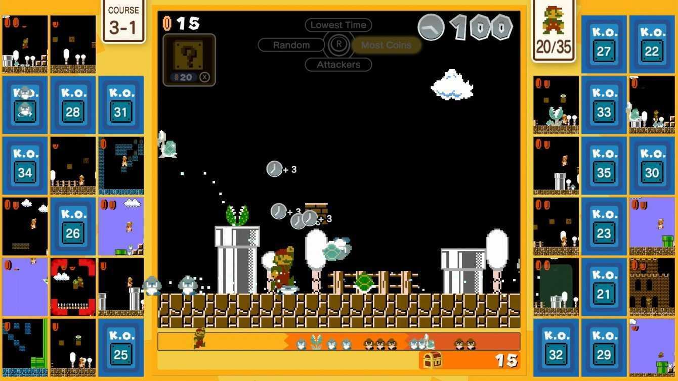 Super Mario Bros 35: disponibile un nuovo aggiornamento con varie fix e altro