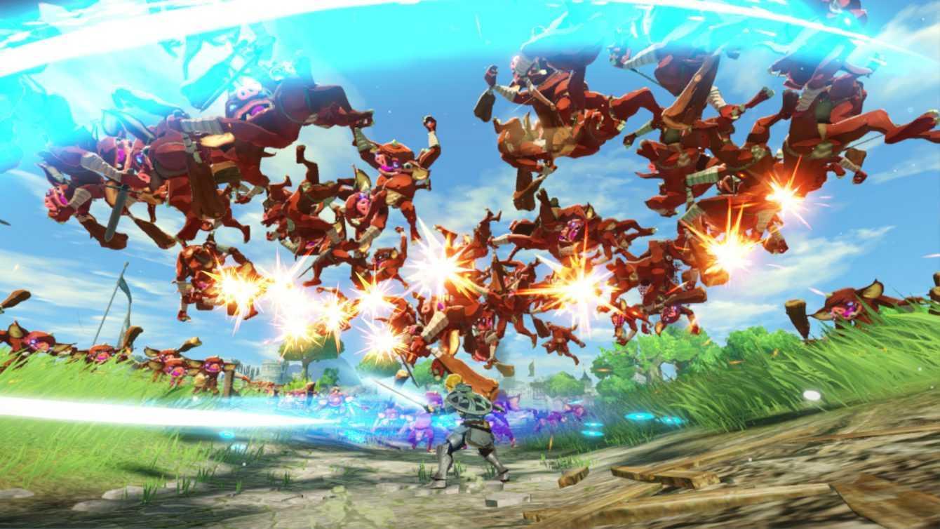 Recensione Hyrule Warriors: l'Era della Calamità, il passato che ritorna