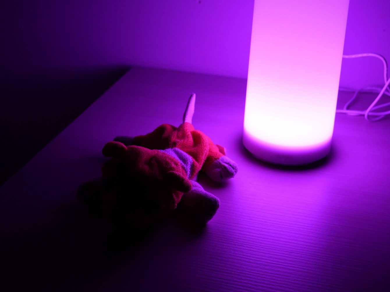 Recensione lampada AUKEY RGB LT-T7R