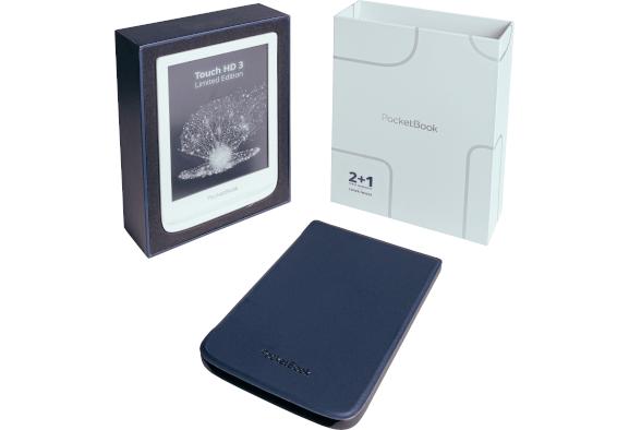 Touch HD 3 Limited Edition è il nuovo ereader di PocketBook