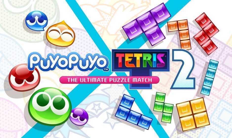 Disponibile il secondo aggiornamento di Puyo Puyo Tetris 2
