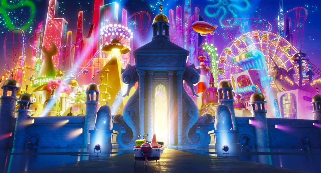 SpongeBob: Amici in fuga, su Netflix dal 5 Novembre
