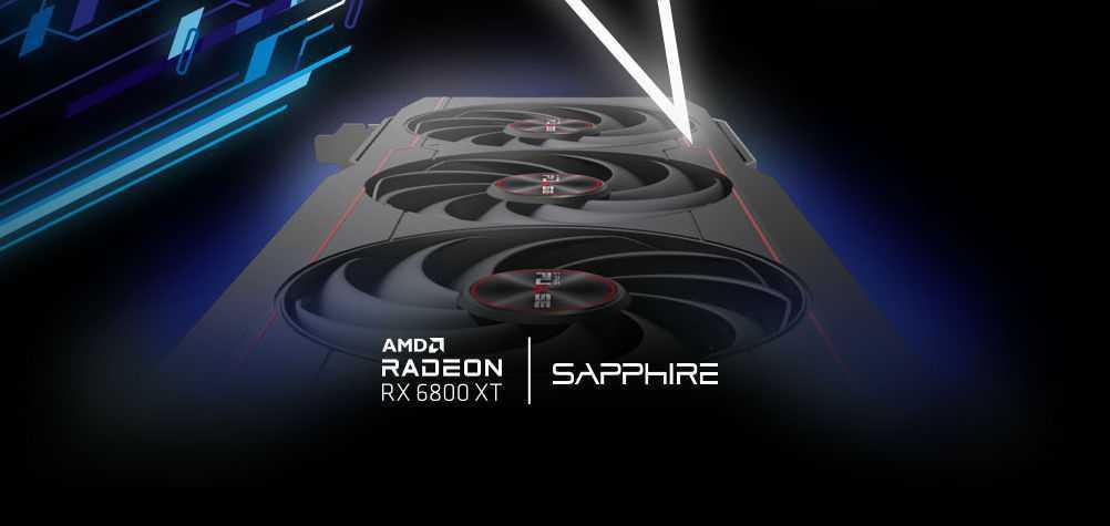 Sapphire: ecco i primi render della Radeon RX 6800 XT Pulse