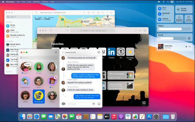 Come cambiare le icone su macOS 11 Big Sur