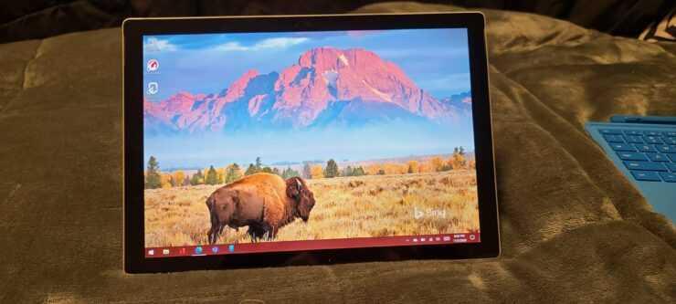 Surface Pro 8: un prototipo mostra design e specifiche tecniche