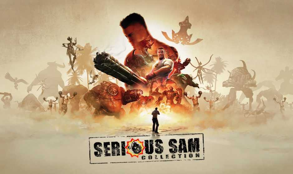 Recensione Serious Sam Collection per Nintendo Switch