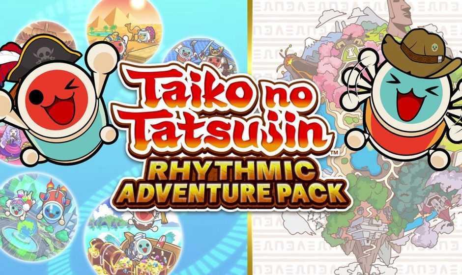 Taiko no Tatsujin: Rhythmic Adventure Pack, un nuovo trailer!