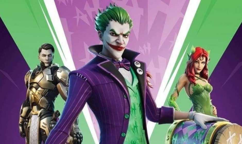 Fortnite: come ottenere la skin di Joker