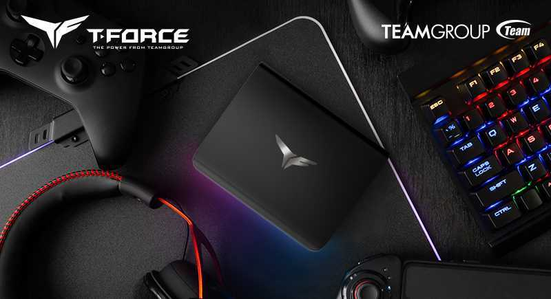 T-FORCE TREASURE: l'SSD RGB di casa TEAMGROUP