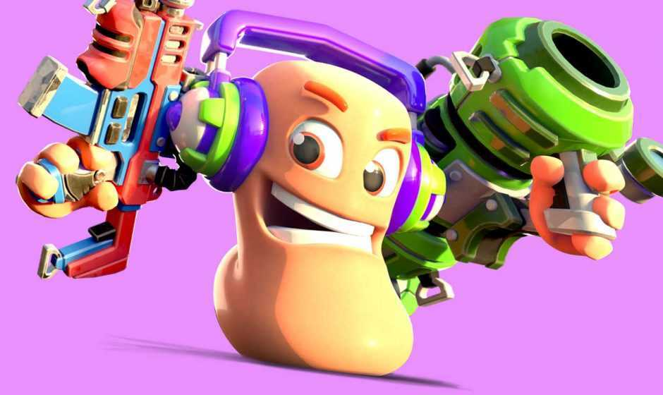 Worms Rumble: disponibile l'open beta cross-play fra PC e PS4