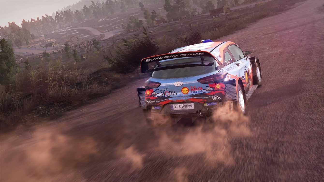 Recensione WRC 9 per Xbox Series X / S, il rally diventa next gen!