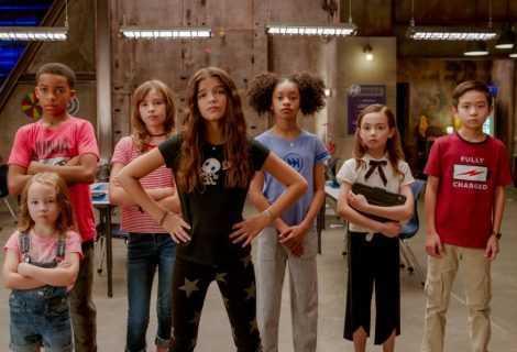 We can be heroes: dal 1° gennaio su Netflix