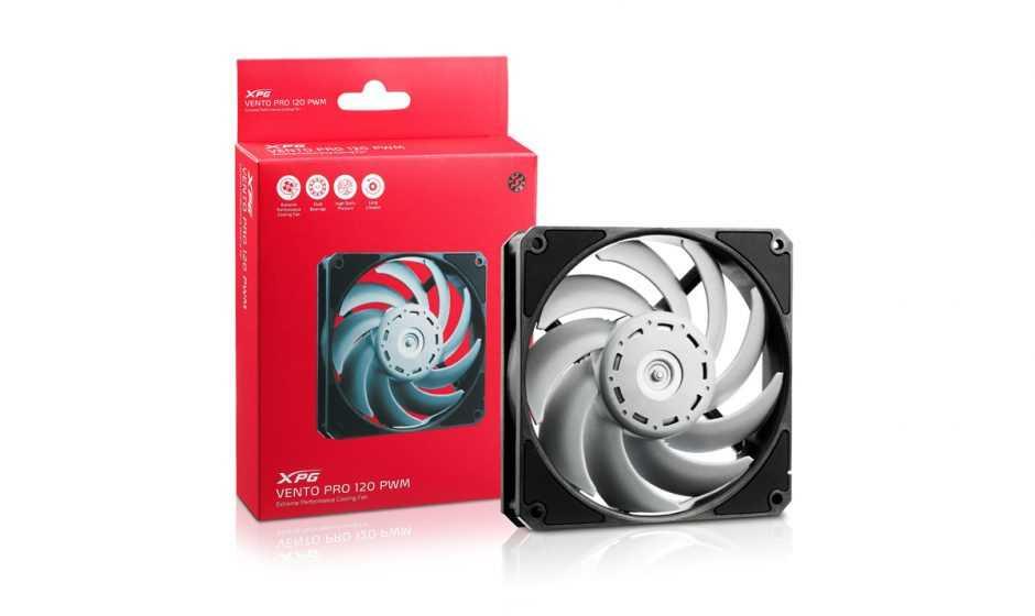 XPG presenta VENTO PRO per un ottimale pressione statica