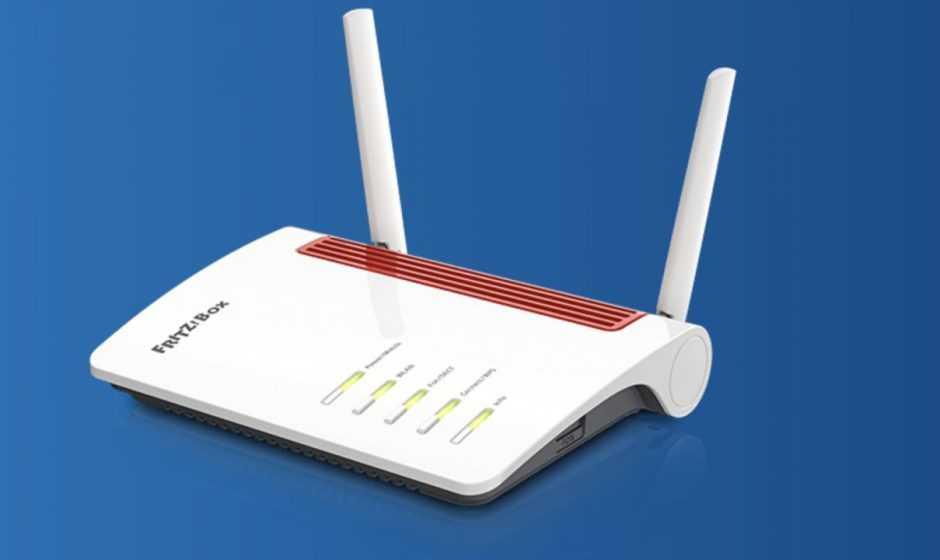 AWM FRITZ!BOX 6850 LTE: le prestazioni di FRITZ! dovunque