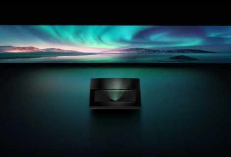 Bomaker Polaris: proiettore 4K a tiro ultracorto disponibile