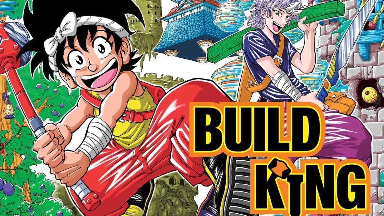 Build King: prime impressioni del nuovo manga di Shimabukuro