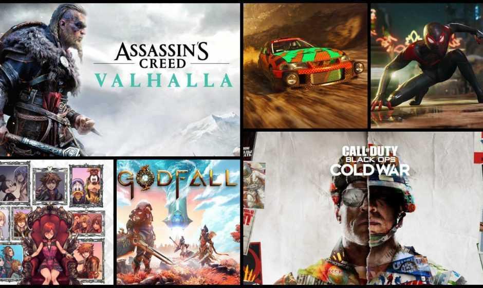 Migliori videogiochi in uscita: Novembre 2020 | Elenco