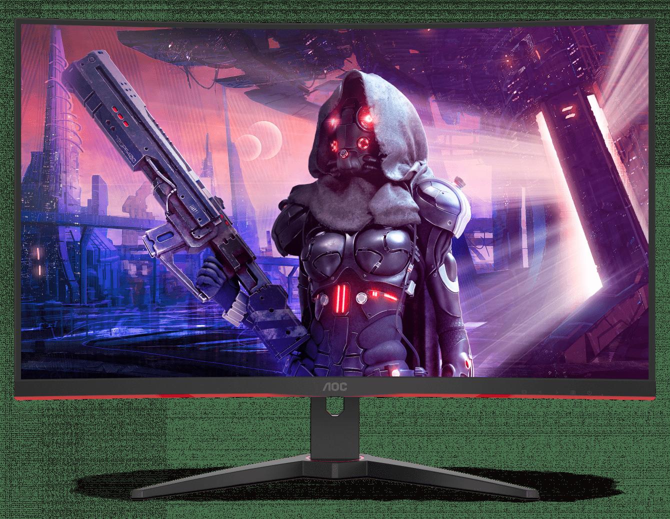 "AOC CQ32G2SE e C32G2AE: ecco i due monitor da 31,5"""