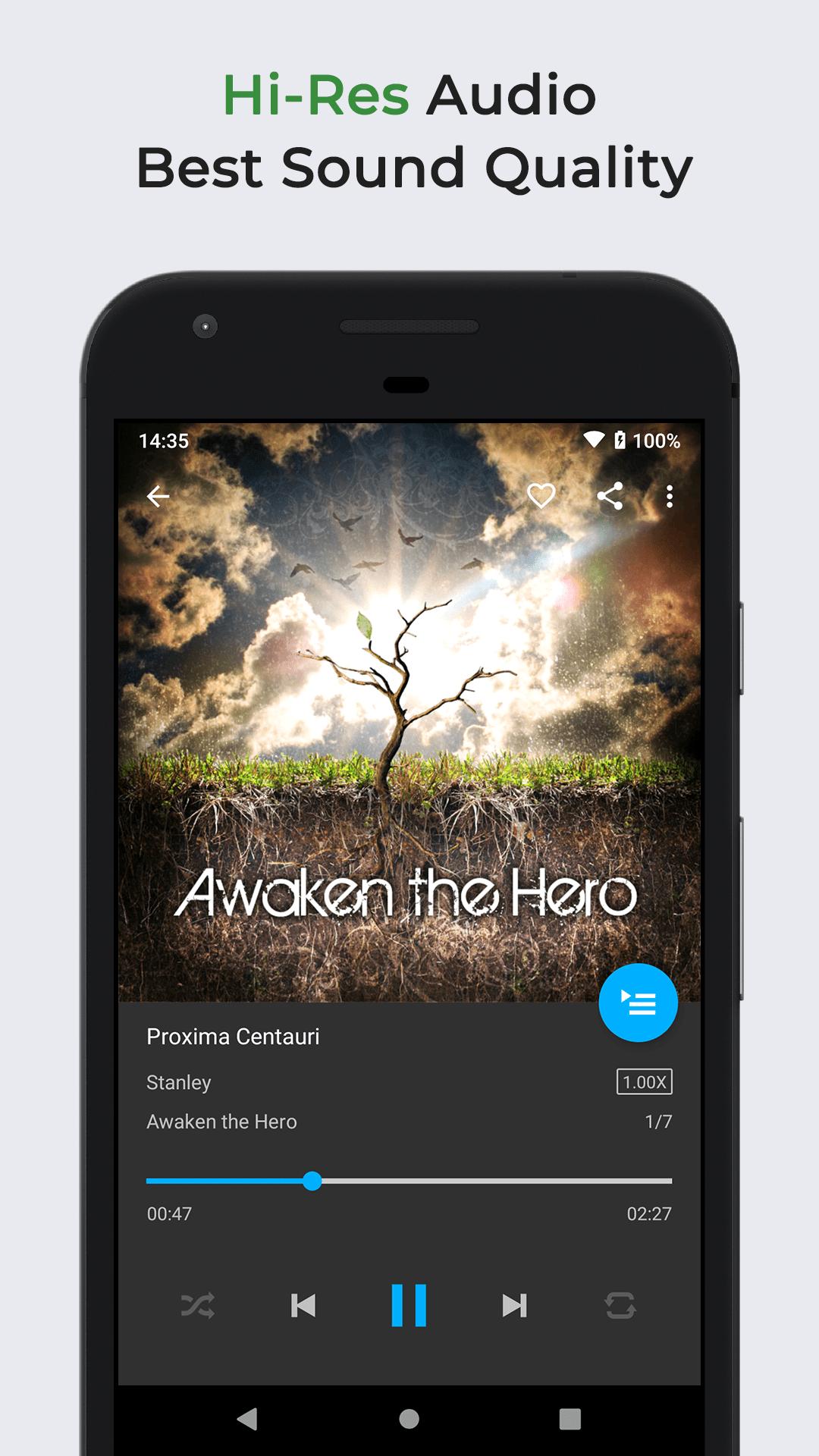 Migliori lettori musicali Android | Aprile 2021