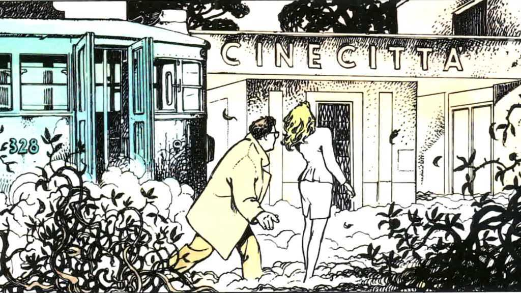 Recensione Fellini Fine Mai   Ravenna Nightmare Film Fest 2020