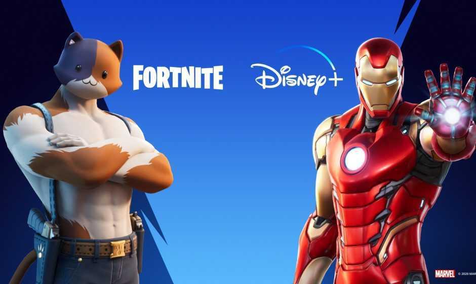 Fortnite: due mesi di Disney Plus gratis con un acquisto in-game