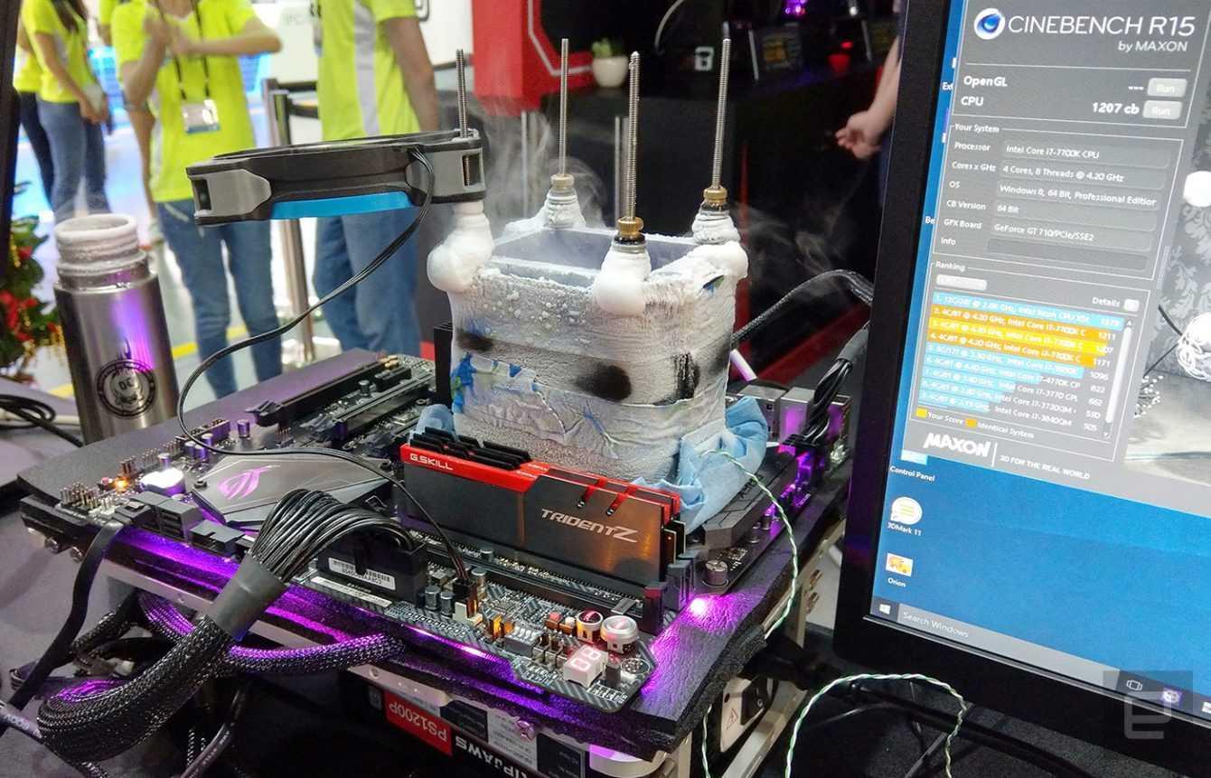 Asus ROG: Safedisk ottiene un record mondiale!