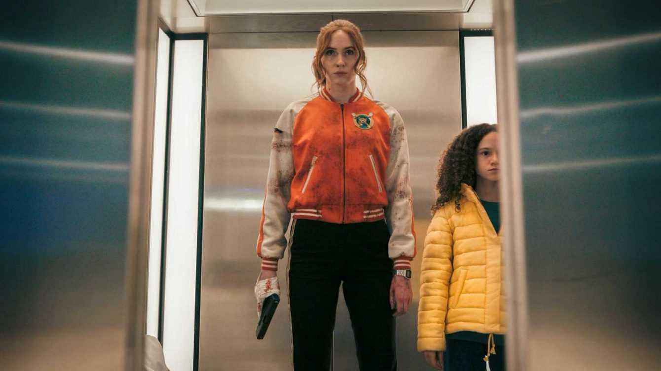 Gunpowder Milkshake: trapelate le prime foto del thriller con Karen Gillan