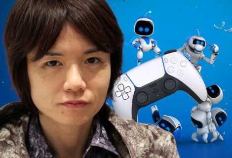 PS5: Masahiro Sakurai apprezza la console