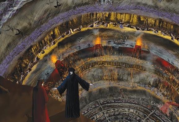 Recensione Inferno Dantesco Animato | Ravenna Nightmare Film Festival