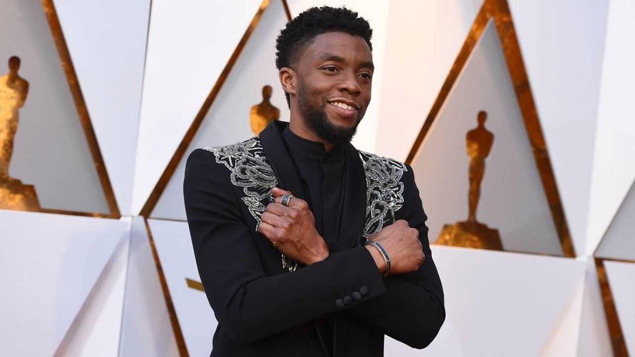 Cambia l'intro di Black Panther per omaggiare Boseman