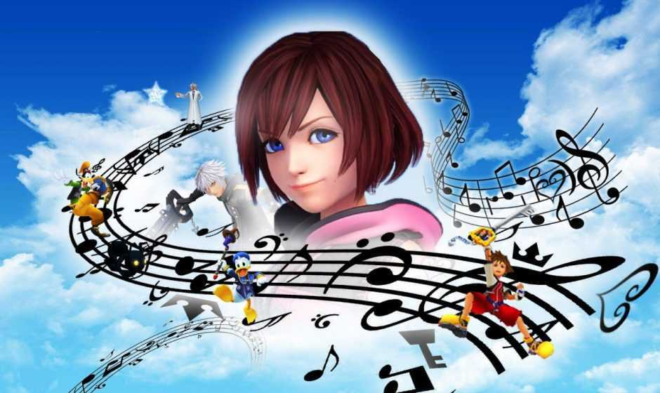 Kingdom Hearts: Melody of Memory, tracklist finale