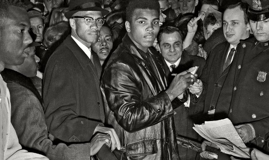 In arrivo una serie limitata su Muhammad Ali e Malcolm X