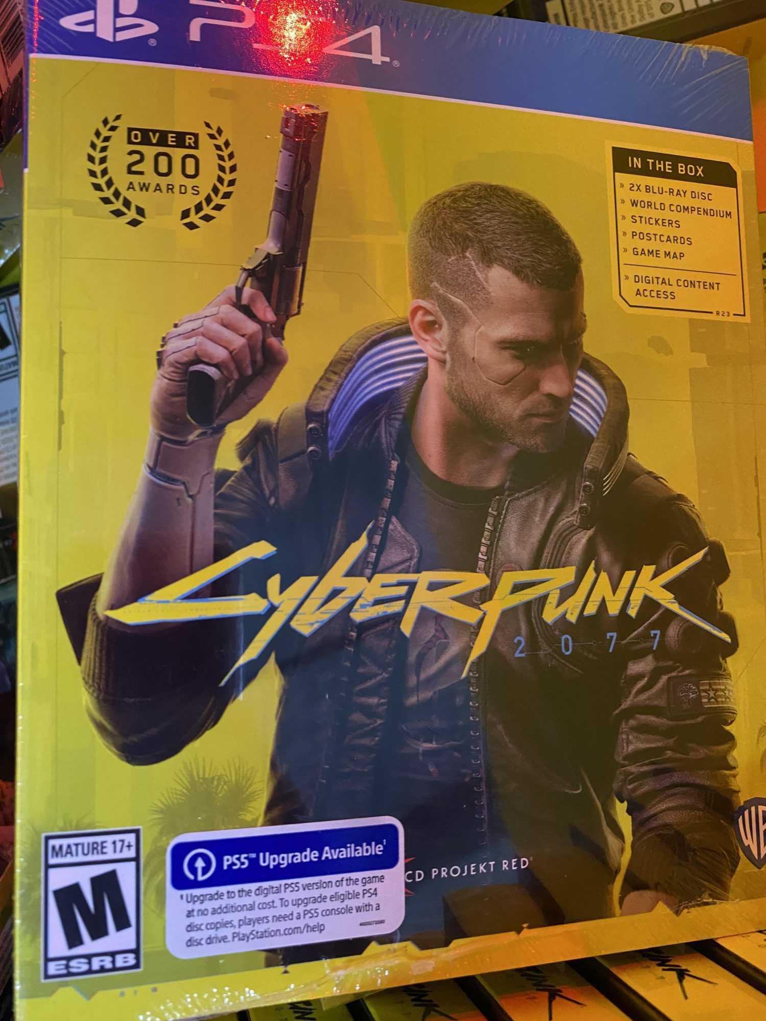 Cyberpunk 2077: alcune copie del gioco sono già in circolazione
