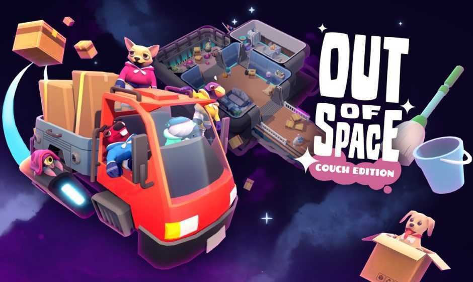 Out of Space: Couch Edition, data di uscita su Ps4, Xbox One e Switch