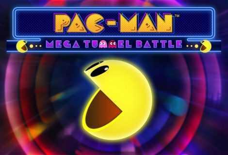 PAC-MAN Mega Tunnel Battle: da oggi disponibile su Google Stadia