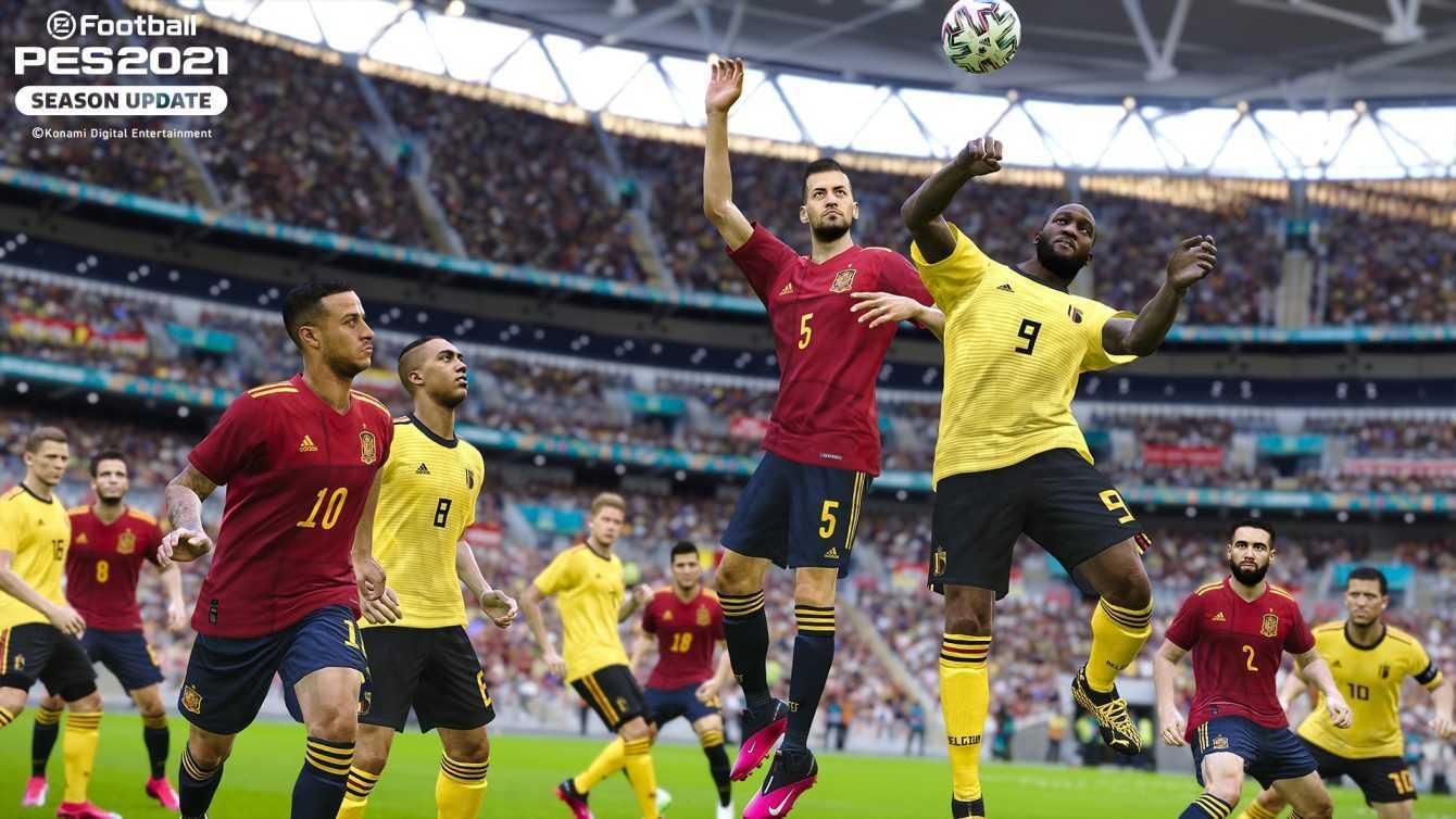 Recensione eFootball PES 2021: poca simulazione, tanto arcade