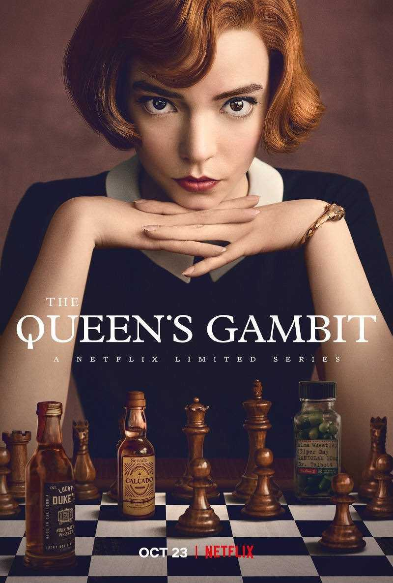 Recensione La Regina degli Scacchi: una miniserie non basta