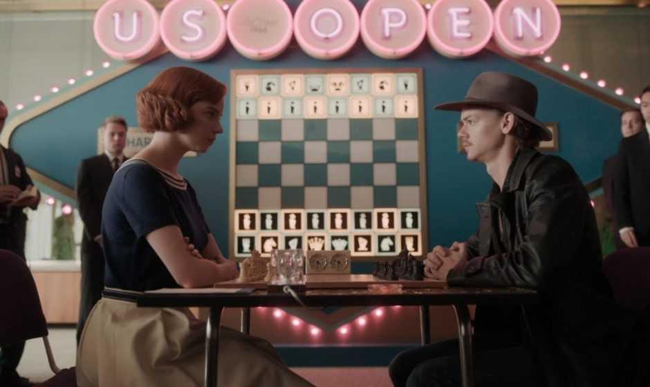 La regina degli scacchi: record per la miniserie Netflix