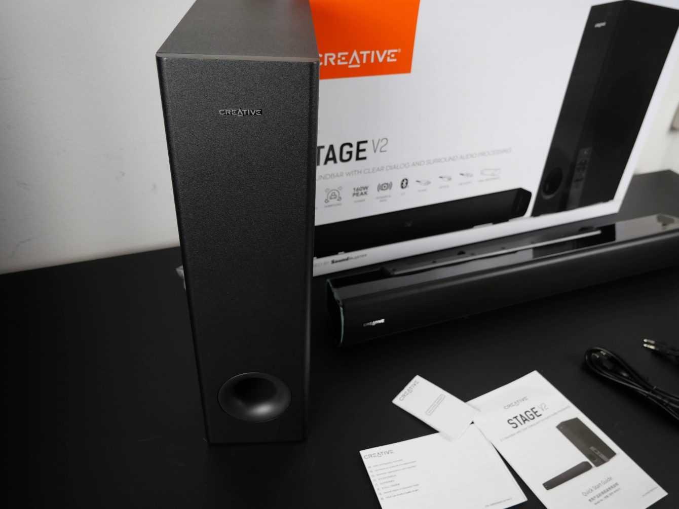 Recensione Creative Stage V2: la soundbar per ogni giocatore