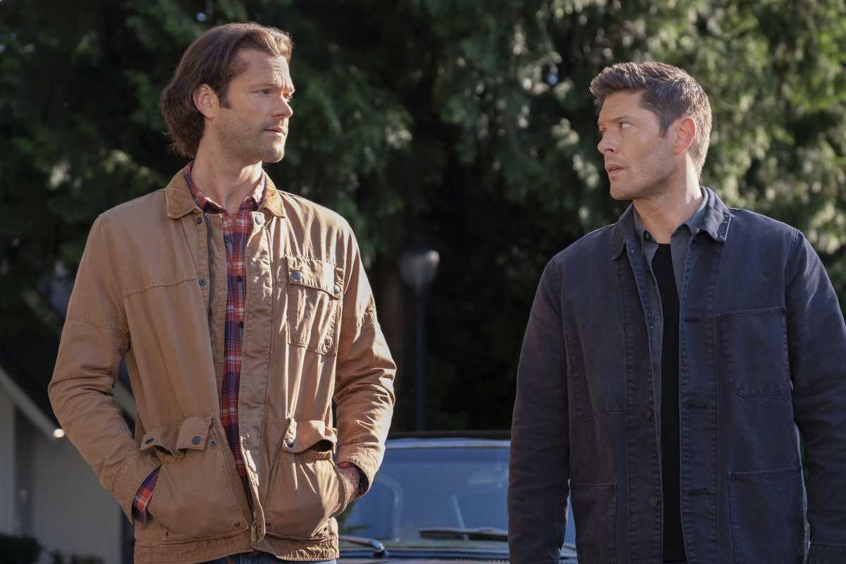 Supernatural: le foto dall'ultimo episodio
