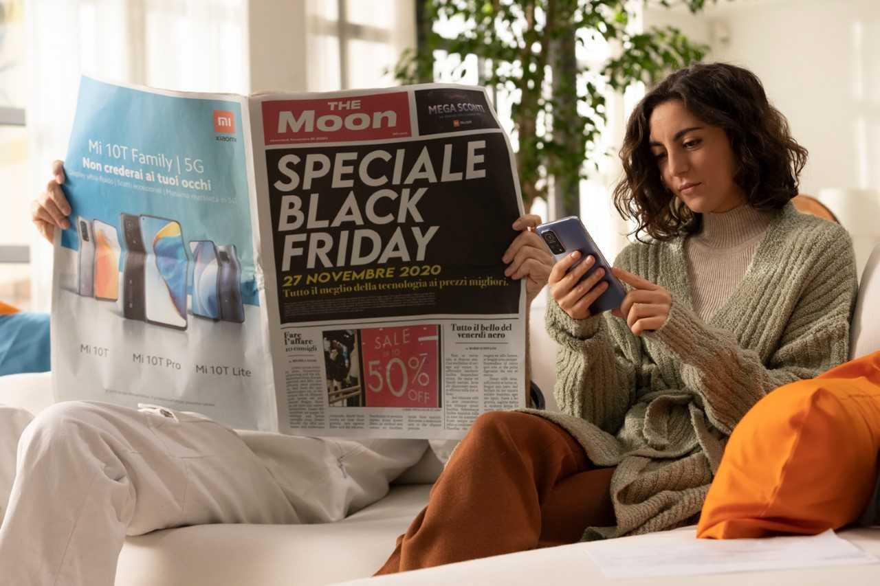 Xiaomi: Paolo Nespoli è il protagonista della campagna per il Black Friday